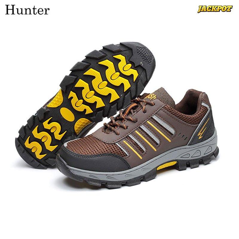Giày bảo hộ thể thao Jackpot Hunter 806 mẫu 2019