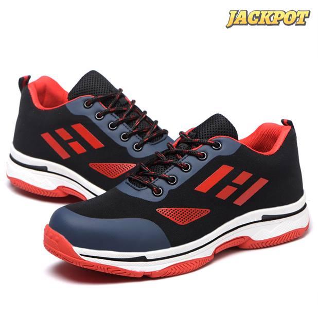 Giày bảo hộ Jackpot Zoom Elite – Giày bảo hộ thể thao siêu nhẹ