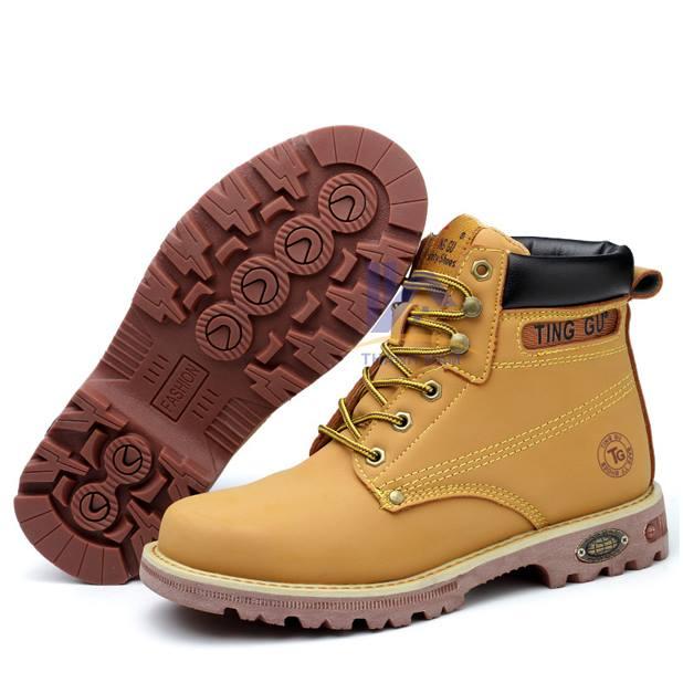 Giày bảo hộ lao động Jackpot Tinggu cao cổ
