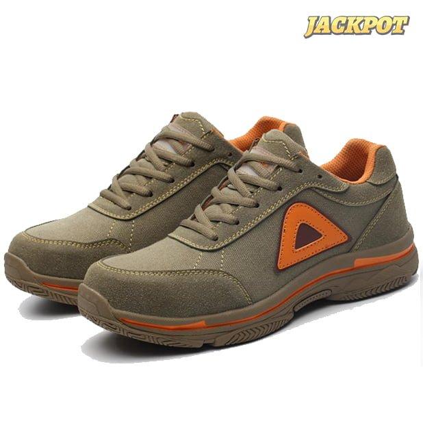 Giày bảo hộ siêu nhẹ Jackpot Climber - Đẹp lung linh giá Giật mình