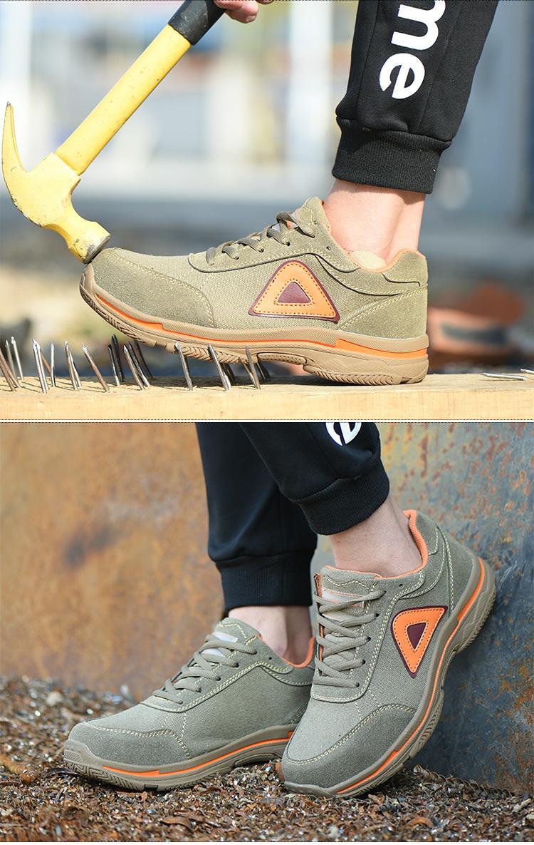 Giày bảo hộ thể thao siêu nhẹ JackpotClimber