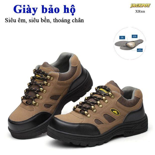 giày bảo hộ lao đông