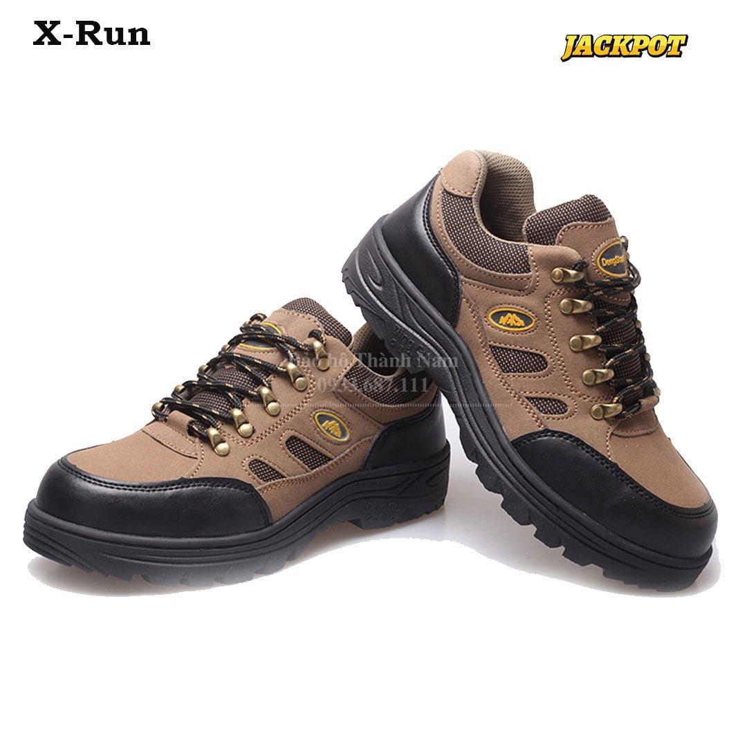 Giày bảo hộ siêu nhẹ Jackpot X-Run - Giày bảo hộ kiểu dáng thể thao