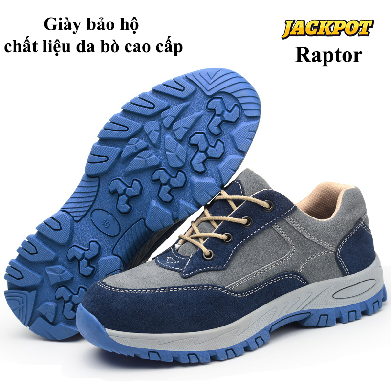 Giày bảo hộ Jackpot Raptor, Giày bảo hộ cao cấp siêu nhẹ