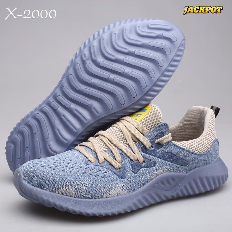 Giày bảo hộ Jackpot X-2000 - Phong cách thể thao, Siêu nhẹ, Siêu êm