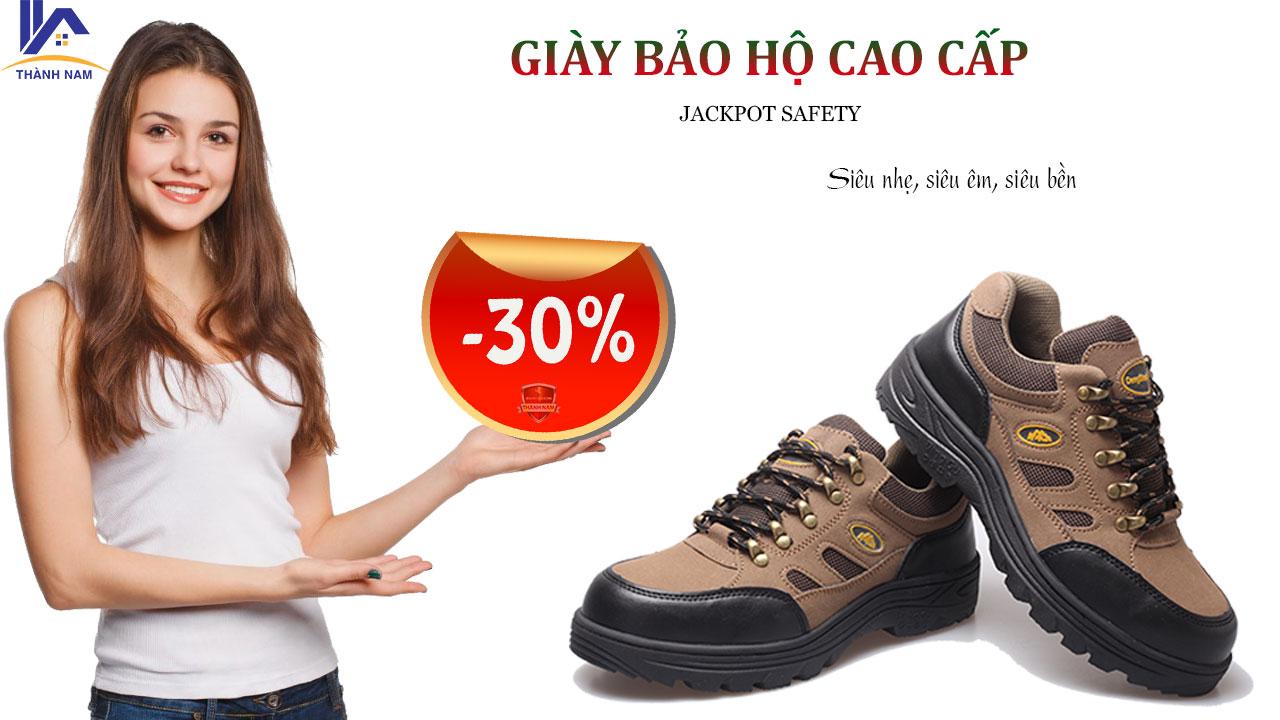 Giày bảo hộ siêu nhẹ Jackpot X-Run - Giày bảo hộ thể thao