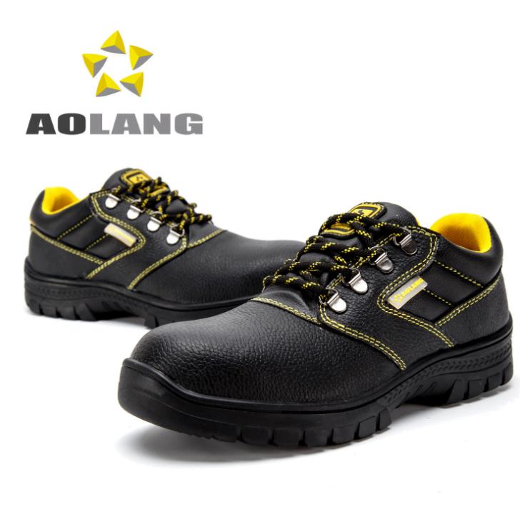 Giày bảo hộ Jackpot A026 - Giày bảo hộ da cao cấp