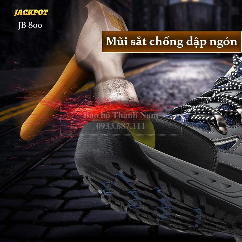 giày bảo hộ cao cấp Jackpot JB800
