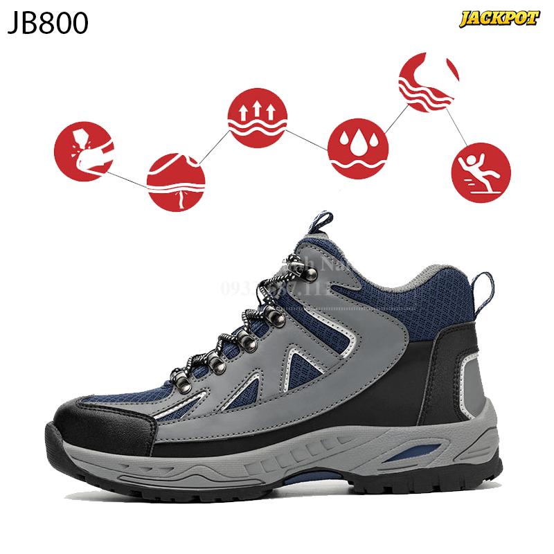 Giày bảo hộ Jackpot JB800 - Giày bảo hộ cao cấp