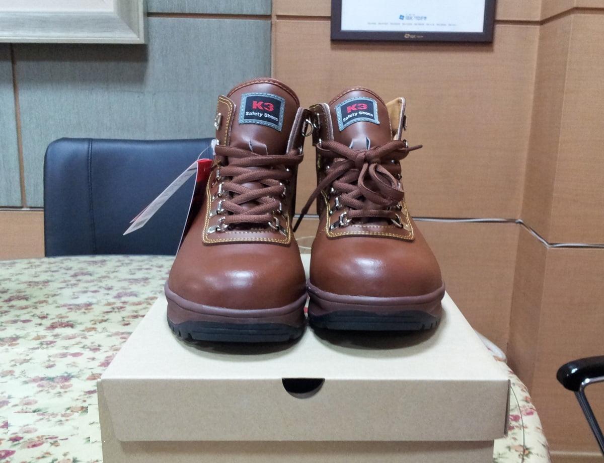 Giày bảo hộ K3 Hàn Quốc - Hàng nhập khẩu Chính Hãng